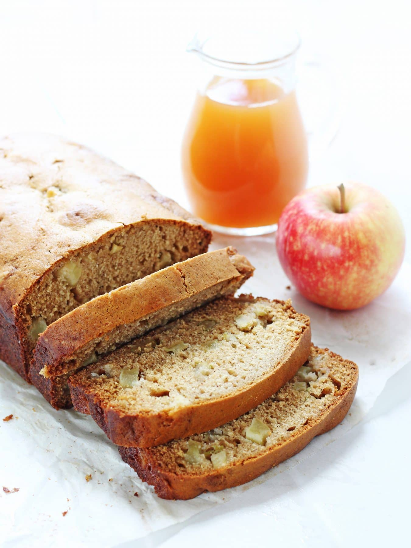 Apple Cider Bread 8.2016