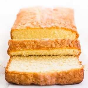 Best pound cake recipe slices