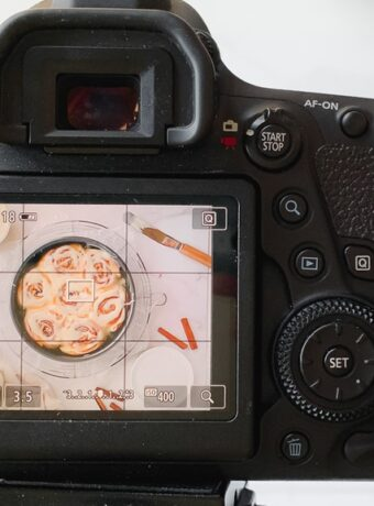 Food Photography Equipment and Gear