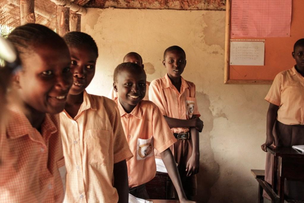 Fotoreportage Footprints Orphanage Kenya