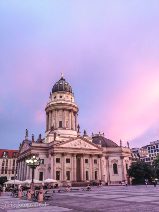 Gendarmenmarkt-Berlin