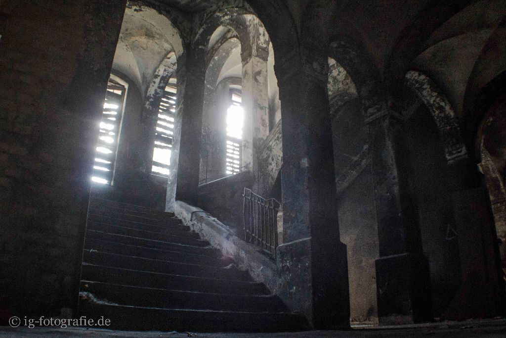 Lost Places Fototour Beelitz Heilstätten - Urban Exploration