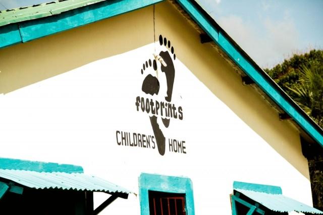 Fotoreportage: Footprints Orphanage Kenya