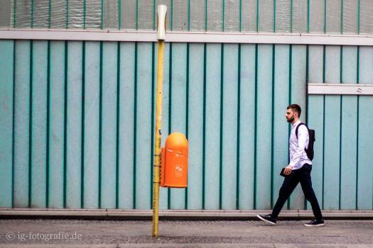 Streetfotografie in Berlin: Weniger ist mehr