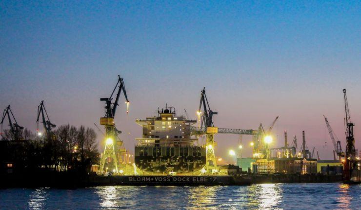 Fotografieren in Hamburg: Fototipp Hamburger Hafen