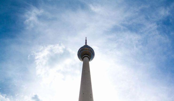Fernsehturm Berlin: Fotolocations, Foto-Spots und Foto-Orte in Berlin