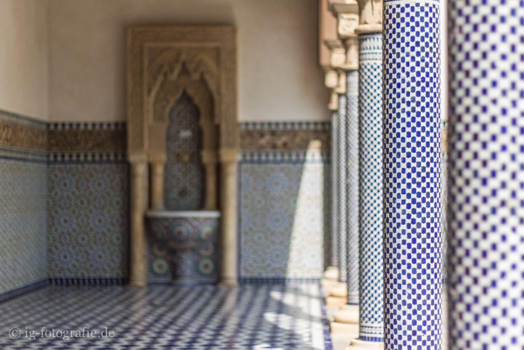 Architektur im Orientalischen Garten
