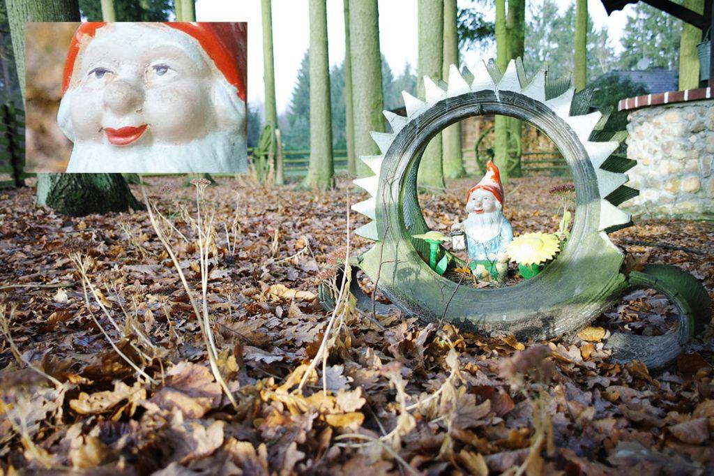 Vergleich der Gartenzwerge - Fotografiert mit der Sigma dp1 quattro
