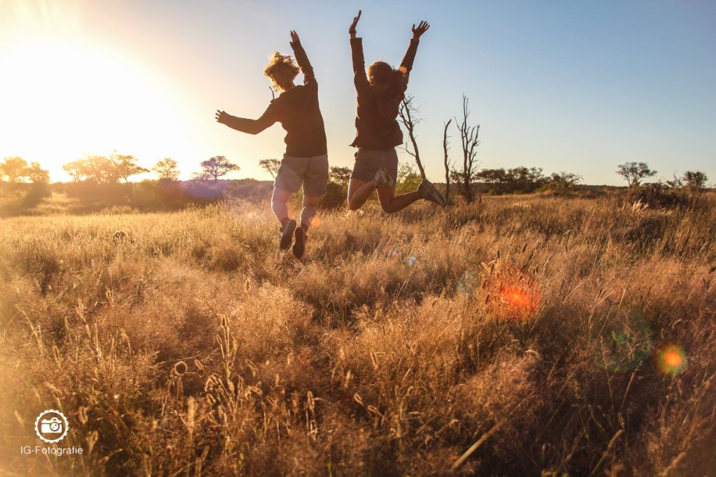 """last days of summer"" / for naankuse lodge & wildlife sanctuary"