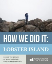 HOW WE DID IT- LOBSTER ISLAND