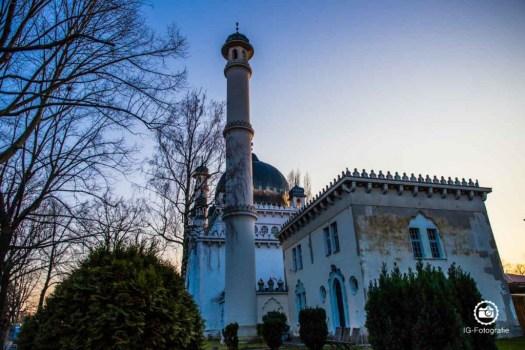 Wilmersdorfer Moschee oder auch Ahmadiyya-Moschee: Die älteste Deutschlands