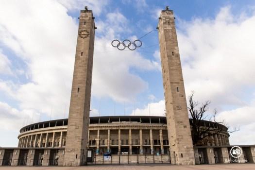 Interessante Orte in Berlin: Olympiastadion