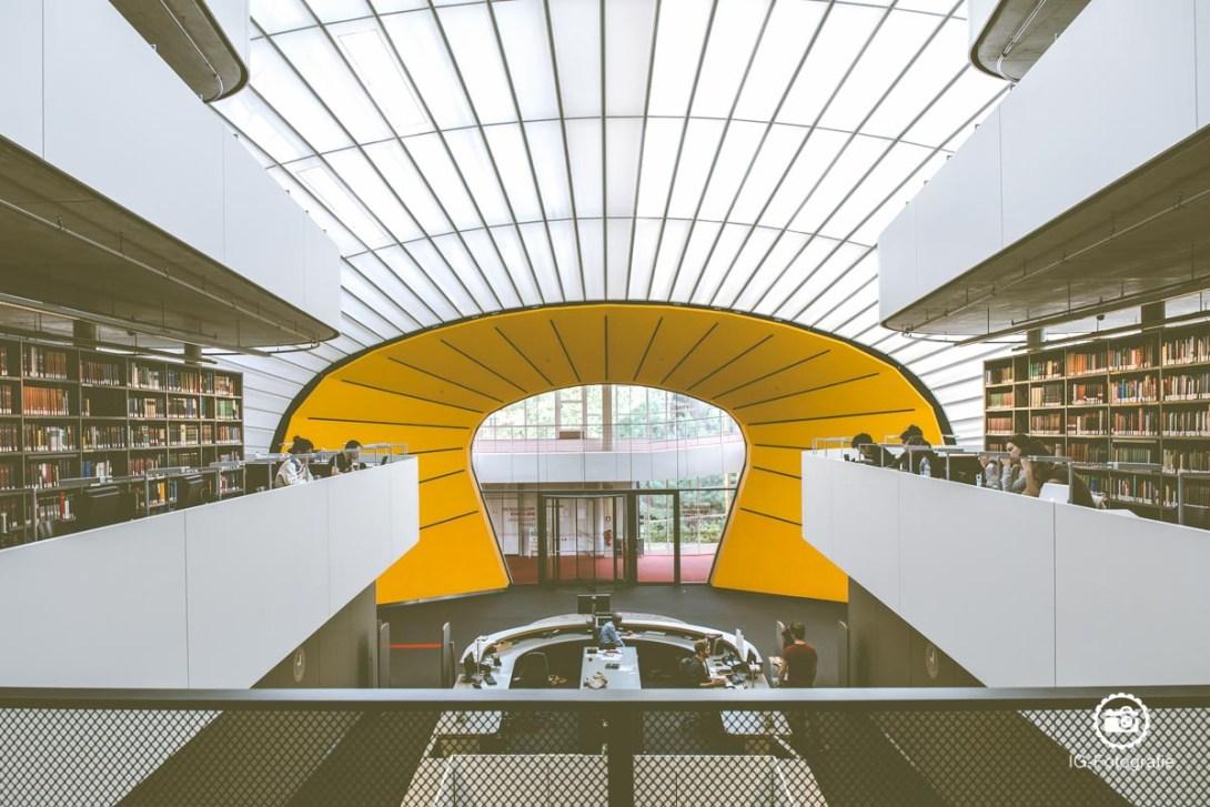 Philologische-Bibliothek-FU-Berlin-Fotografieren