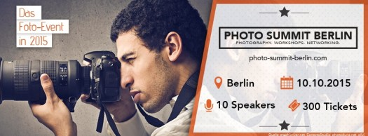 Photo Summit Berlin