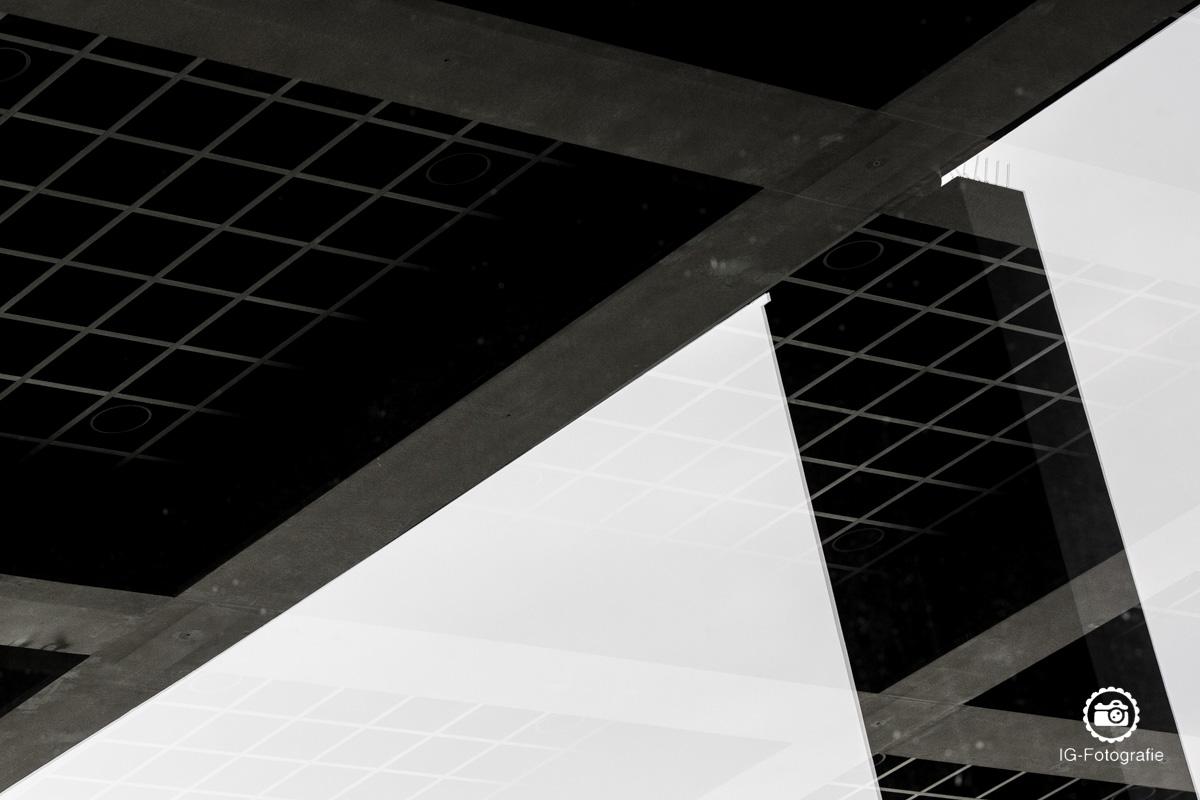 Schatten in Architektur