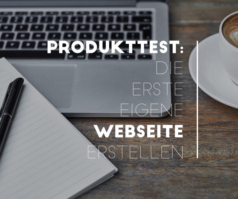 produkttest: eine eigene fotografen-homepage erstellen | ig