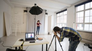making-of-bild Fotoshooting