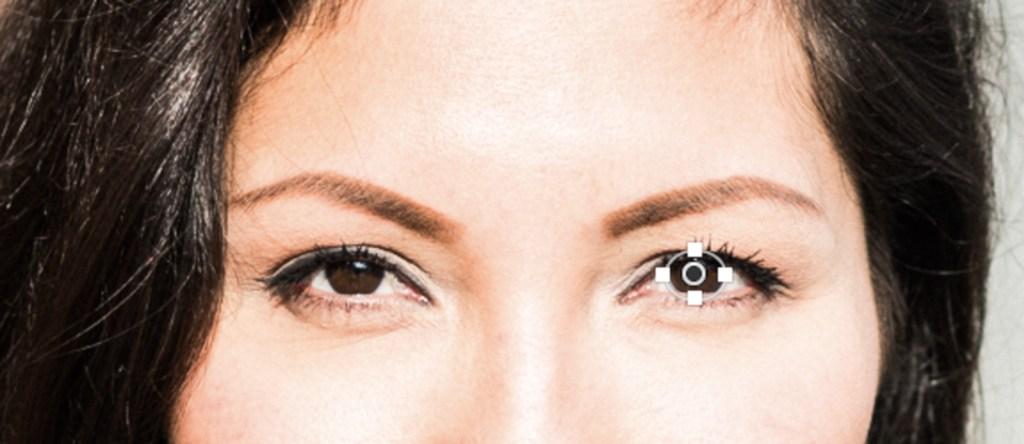 Einfach Lightroom lernen: Augen aufhellen