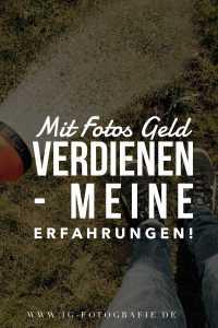 Erfahrungen Fotos online verkaufen