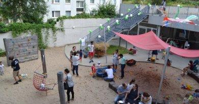 Sommerfest bei den Taunuspänz