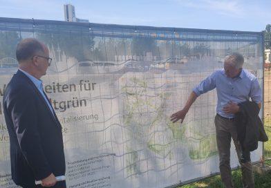 Ein neuer Park für Humboldt-Gremberg
