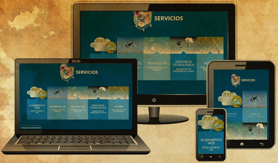 La web site de iGALDE es ahora... Responsive!