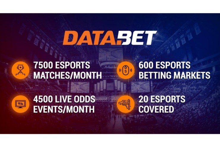 DATA.BET announces official ICE Launch