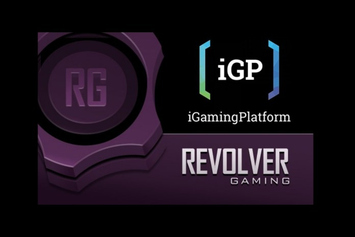 Revolver Gaming seals iGaming Platform partnership