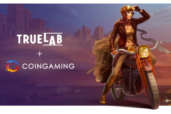 True Lab's latest titles go live on Bitcasino.io and Sportsbet.io