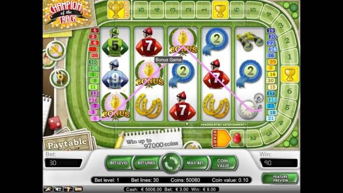Best Horse Racing Themed Slot Games