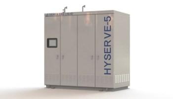 小型水素製造装置「HYSERVE-5」