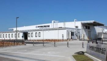 ミサワ医科工業 新本社工場