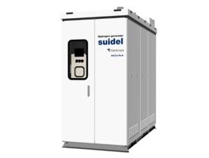水素発生装置「suidel」(スイデル)
