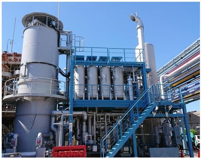 水素ガス発生装置「VHR」