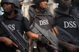 Image result for DSS probes ex-governor's 'link' with militia leader