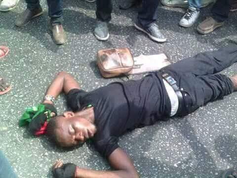 Breaking: IPOB Members Shot Dead In Ebonyi State