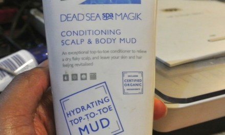 Dead Sea Spa Magik: Conditioning Scalp & Body Mud