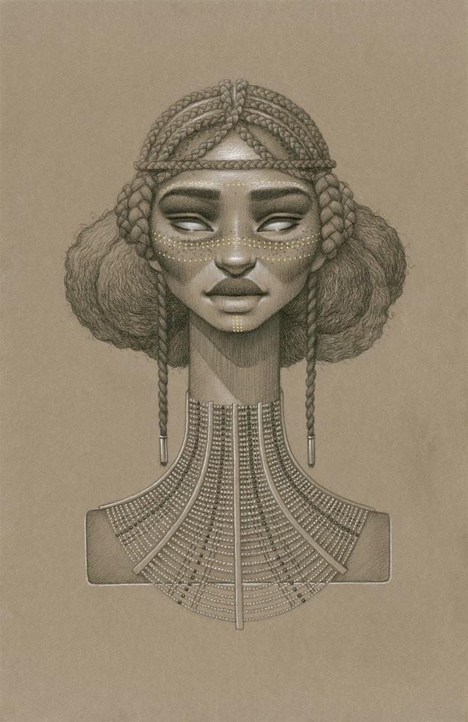 asis-664x1024 Natural Hair Art - Sara Golish