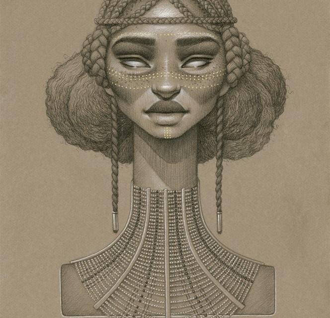 Natural Hair Art – Sara Golish