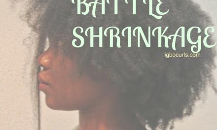 5 Tips to Battle Shrinkage
