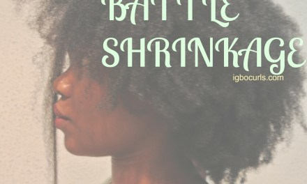 5 Tips to Battle Shrinkage