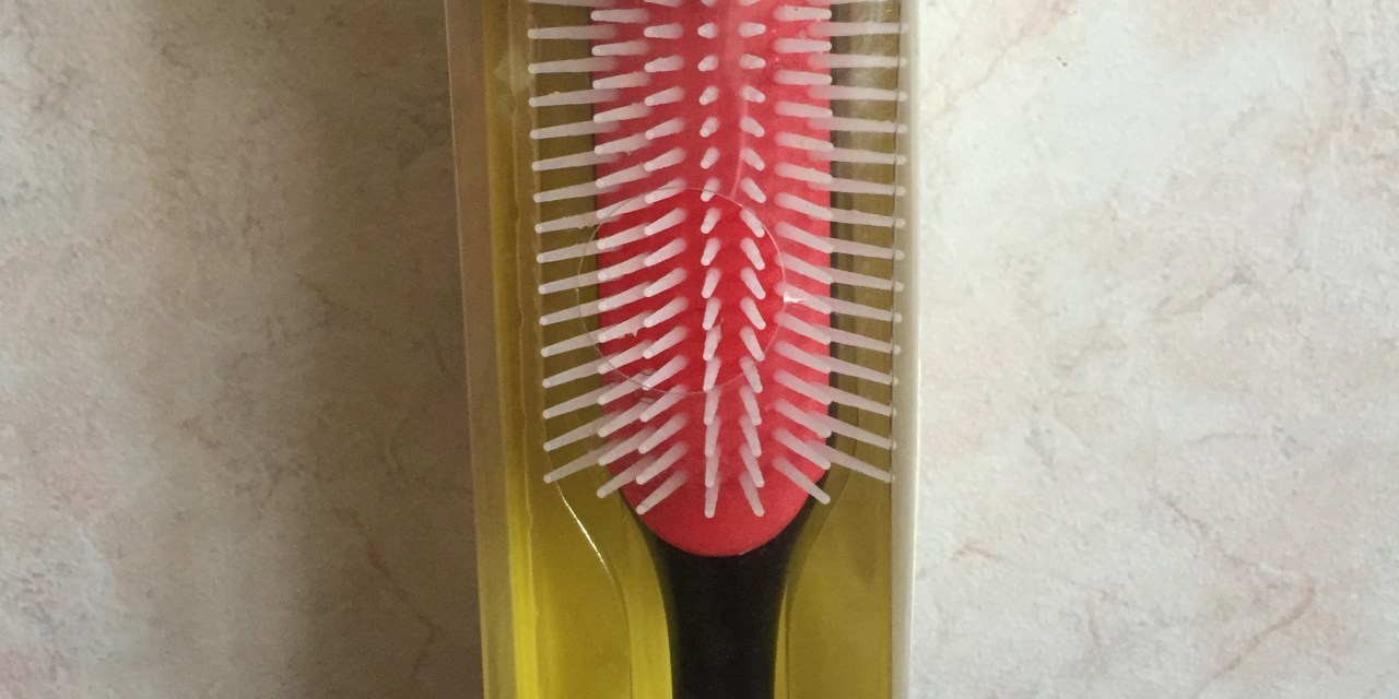 First Impression – The Denman Brush