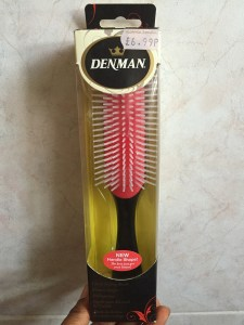 img_0467 First Impression - The Denman Brush