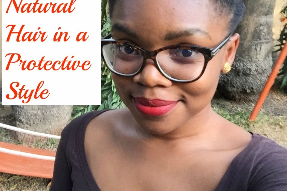 How to Maintain/Moisturise your Natural Hair in a Protective Style (Video)
