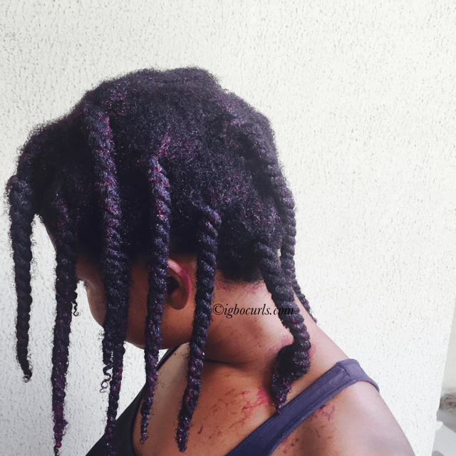 img_1097 Hair Colour- Bleach London Bruised Violet