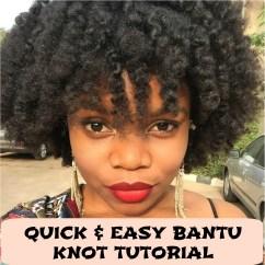 bantu-knots Tips & Tricks