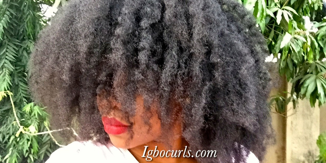 How To Get A Soft Voluminous 'Fro aka Heatless Blowout