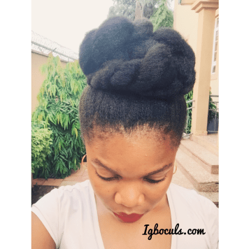 image2 Valentine's Day Hairstyle Inspiration for Natural Hair