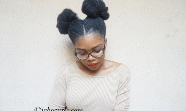 How Do You Wear Your Buns Fun Challenge