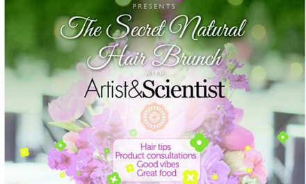 The Kinky Apothecary's Secret Natural Hair Brunch Recap